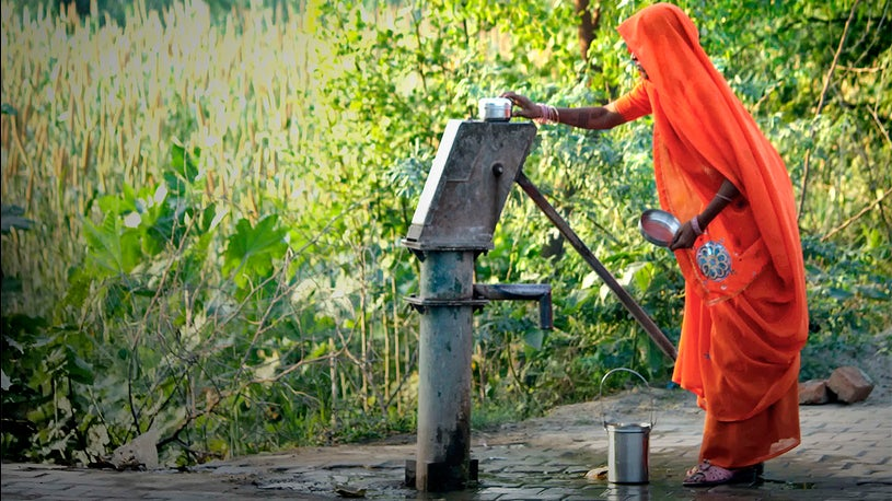 More Than 100 Million People in India Could Run Out of Water by 2020