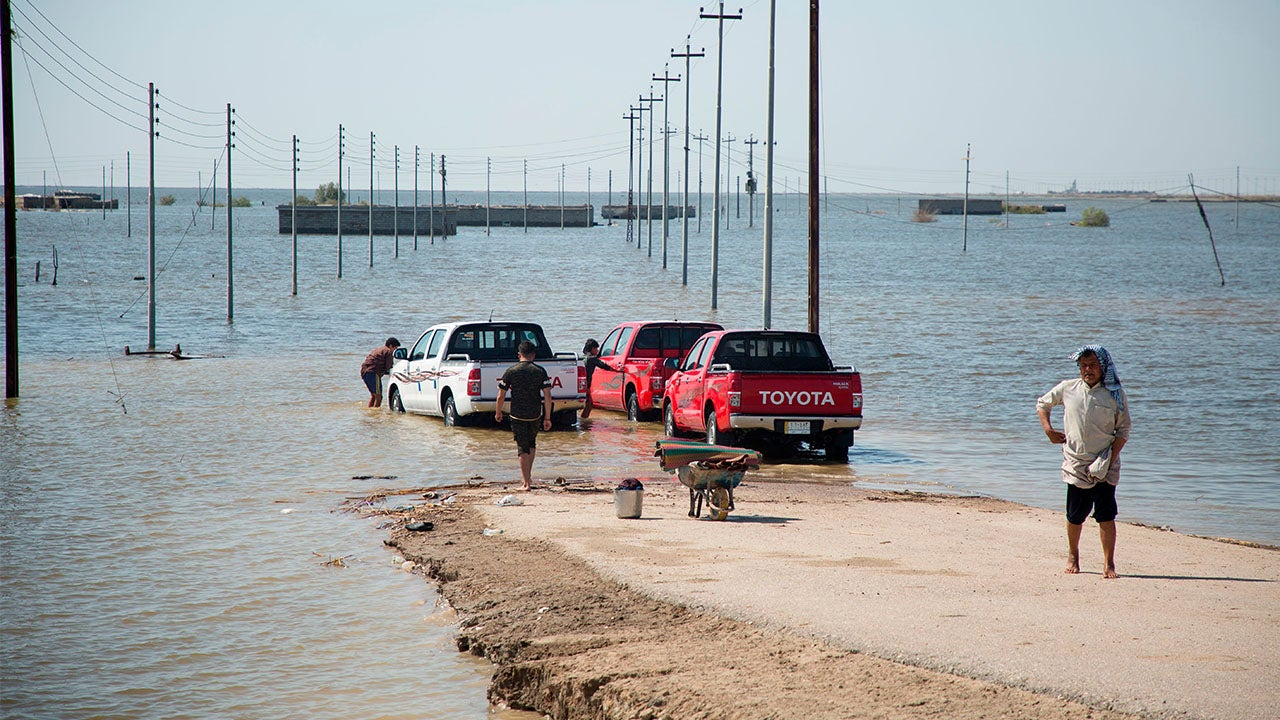 Dam Levels in Iraq Reach Critical Levels; Thousands Told To Evacuate