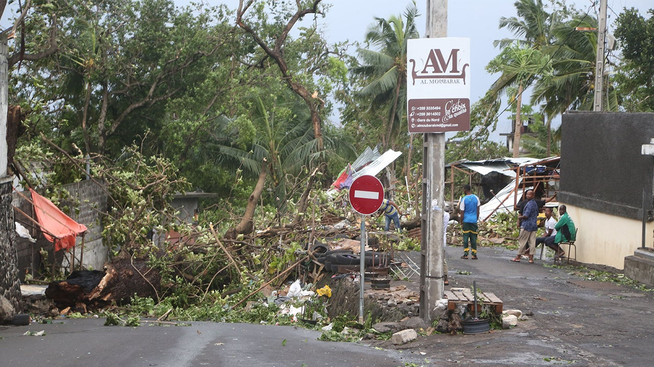 Tropical Cyclone Kenneth Triggers Landslides and Flooding in Mozambique