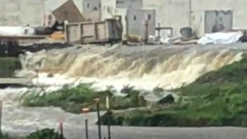 Storm Soaks South, Flooding in Arkansas