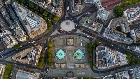 Trafalgar Square (Jeffrey Milstein)