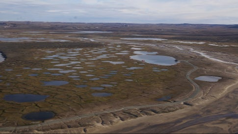 Arctic Permafrost Melting 70 Years Sooner Than Expected, Study Finds