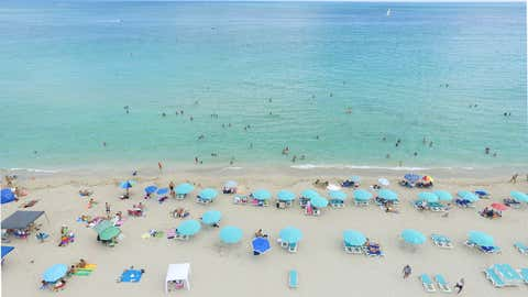 From the vibrant colors of the Art Deco district to the trendy nightlife of South Beach and the bustling energy of Little Havana, Miami has something for everyone. And the beaches, of course, are some of the best spots for swimming, sunbathing and soaking up the local culture. (Thinkstock)