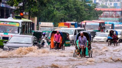 Monsoon Rains Bring Deadly Flooding