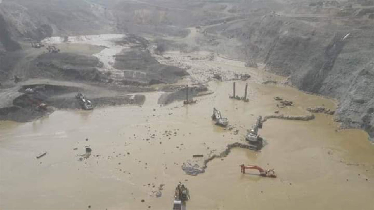Dozens Feared Dead After Mine Collapses