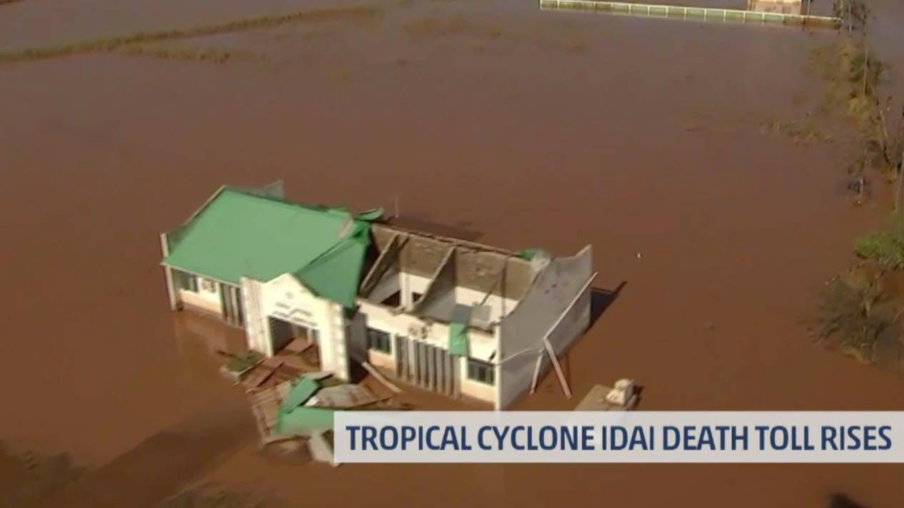 Tropical Cyclone Idai One of Southern Hemisphere's Deadliest