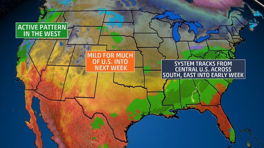 Things to Know about Next Week's Weather