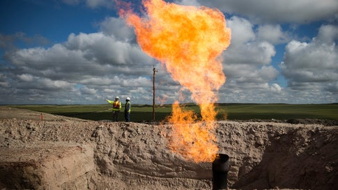 Scientists Have Dramatically Underestimated Methane Emissions From Human Fossil Fuel Use, Study Finds