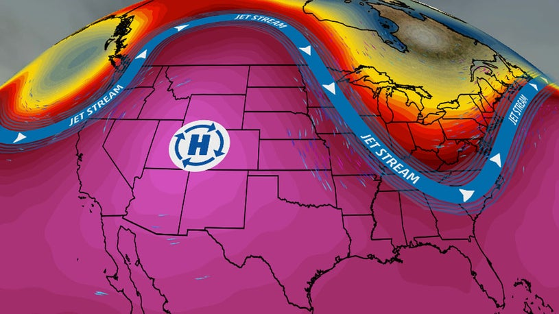 Heat Relief is on the Way this Week