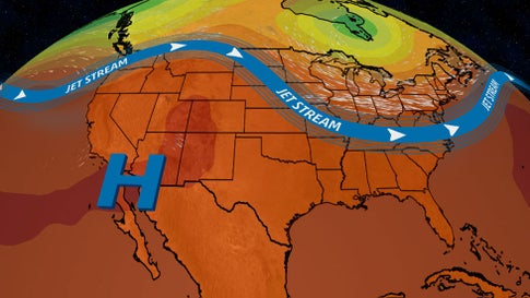 Relief from Heat and Humidity Coming this Week