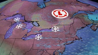 'Brutal' Blizzard Conditions in Northeast, Feet of Snow