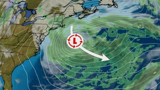 Ocean Storm To Bring Nasty Weather to Parts of NE
