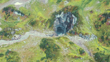 Descoberta caverna gigante no Canadá