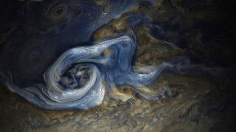 (NASA / SwRI / MSSS / Gerald Eichstädt / Seán Doran)
