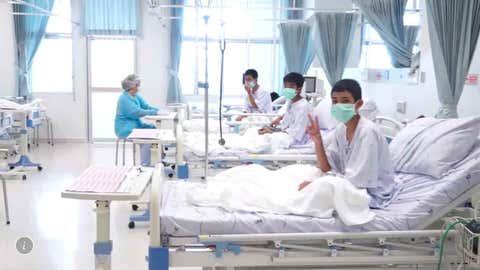 (Thailand Government Spokesman Bureau via AP)