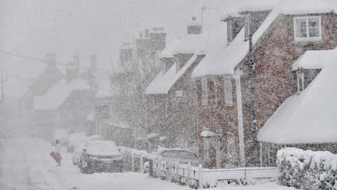 Brenchley, Reino Unido (Ben Stansall/AFP/Getty Images)