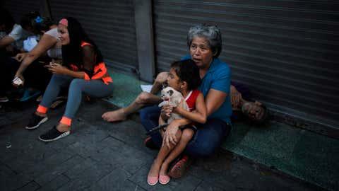 (AP Photo/Ariana Cubillos)