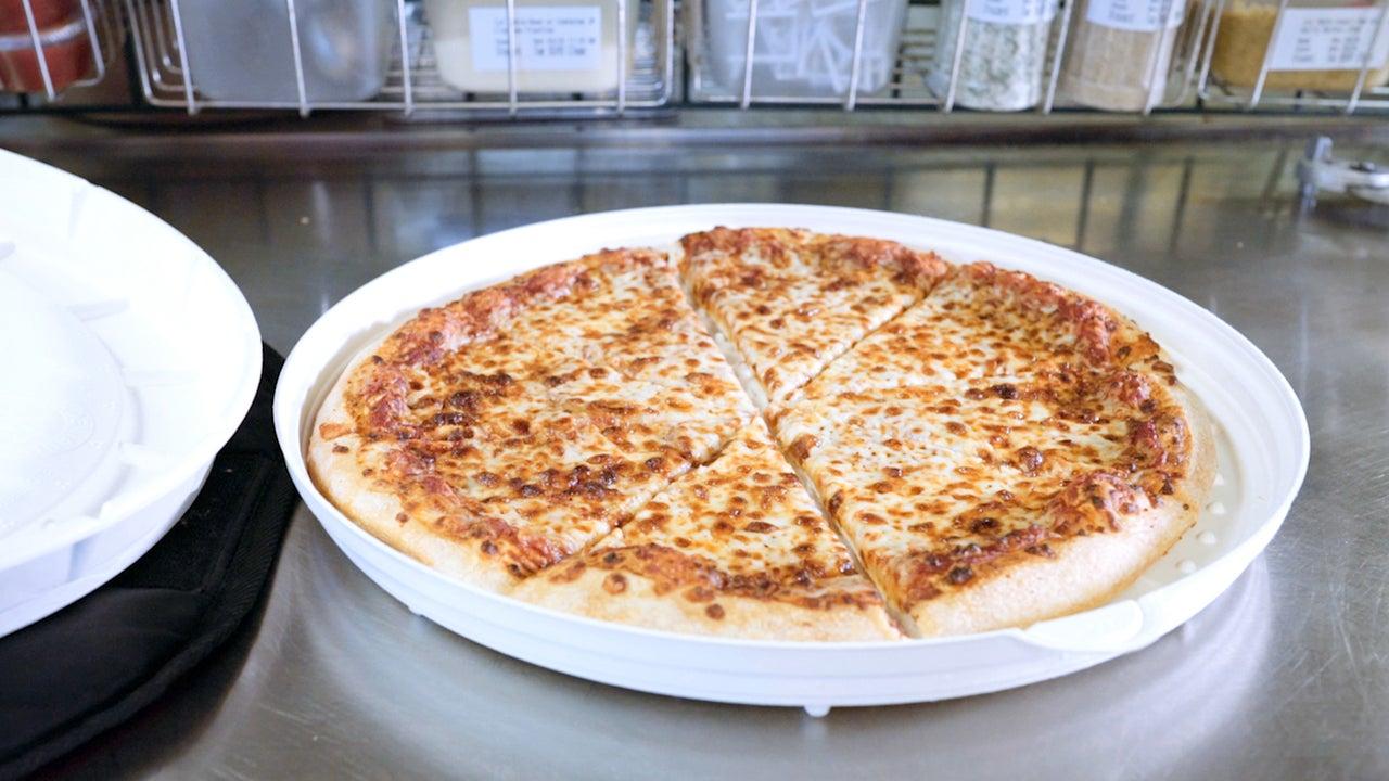 Pizzas Are 50 Percent Off At Pizza Hut Right Now—Delish.com   Halloween Pizza Hut Deals