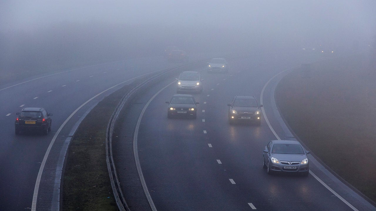 Fog hazards possible for many as pressure builds again