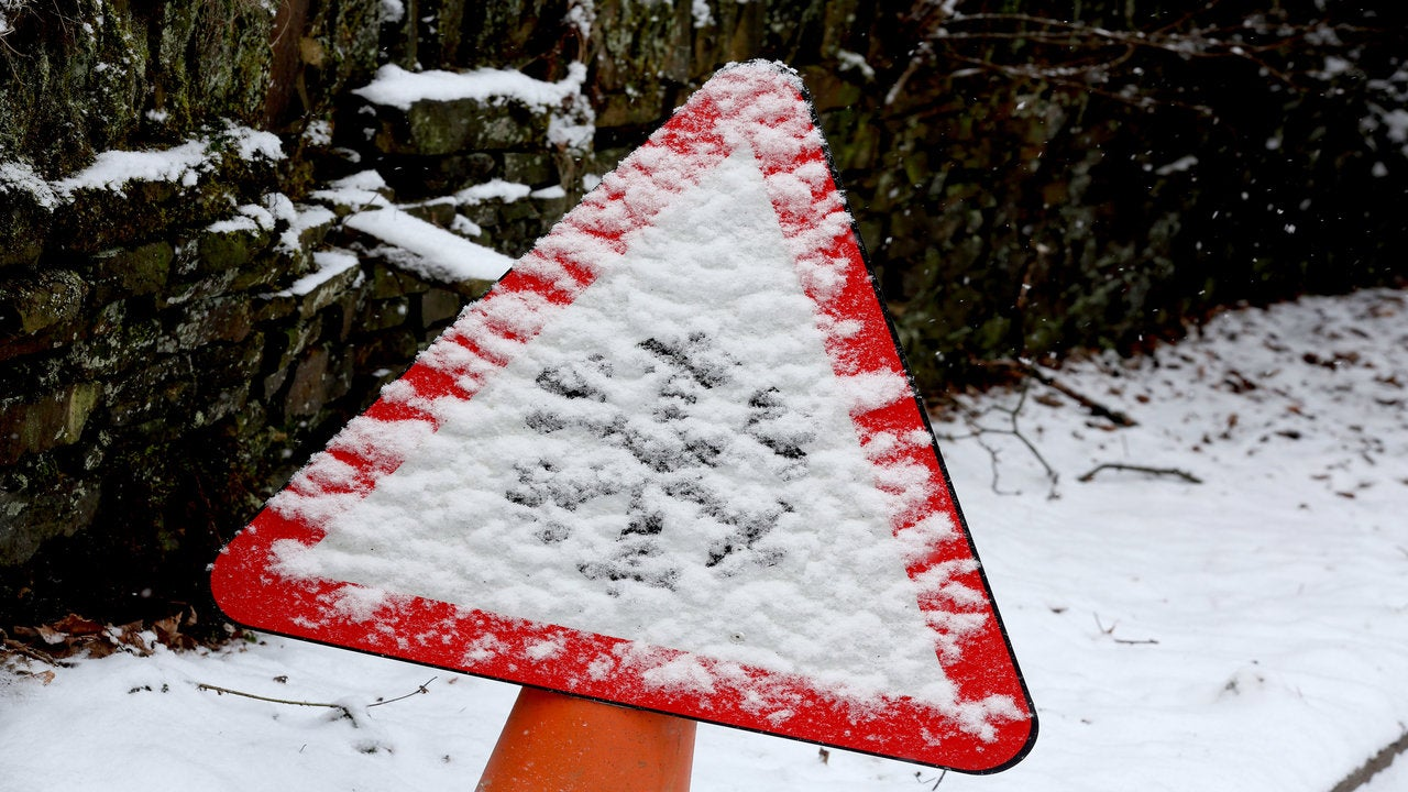 Warnings issued for wintry blast of snow and ice