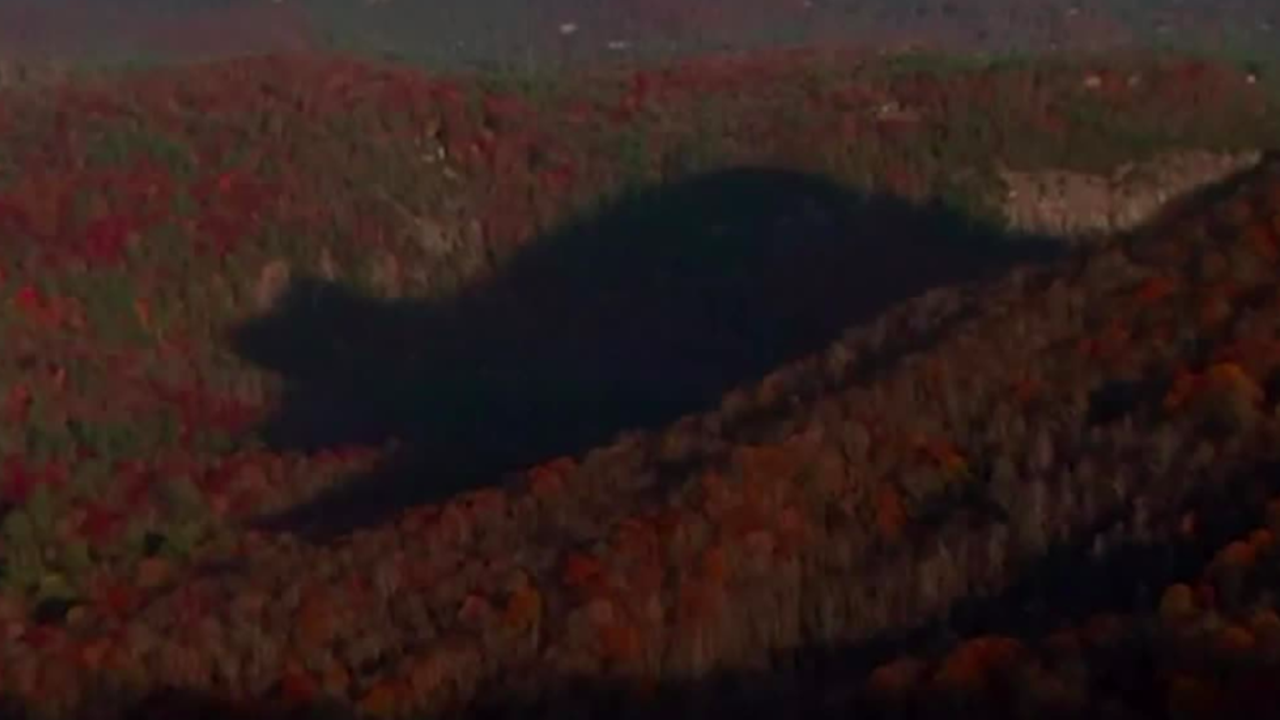 North Carolina's 'Shadow of the Bear' Phenomenon About to Appear