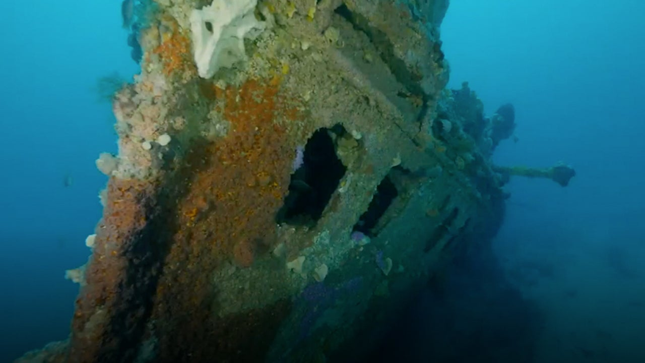 102-Year-Old Shipwreck That Claimed 14 Lives Found