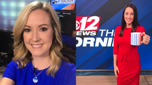 It's Not a Coincidence That Many Meteorologists, Especially Those on TV, Are Wearing Stripes Today