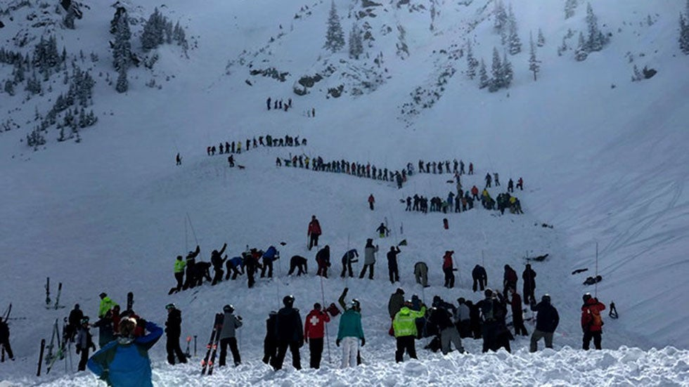 Two Skiers Buried by Avalanche at New Mexico Resort