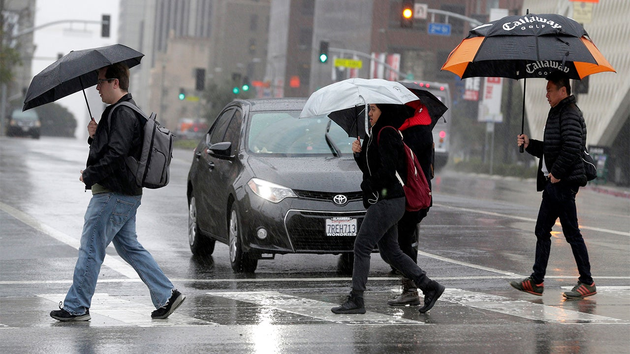 Even Light Rain Significantly Increases Risks of Fatal Crashes, Study Finds