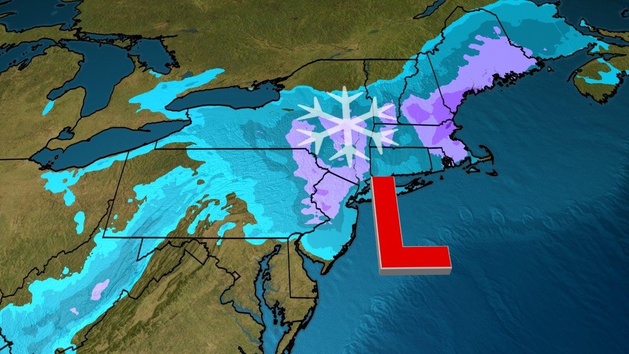 Tormenta Invernal golpea al Noreste