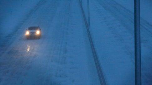 Heavy Snow, Gusty Winds Hit Dakotas, Wisconsin