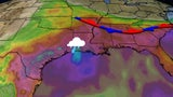 Tropical Downpours for South into Start of Next Week