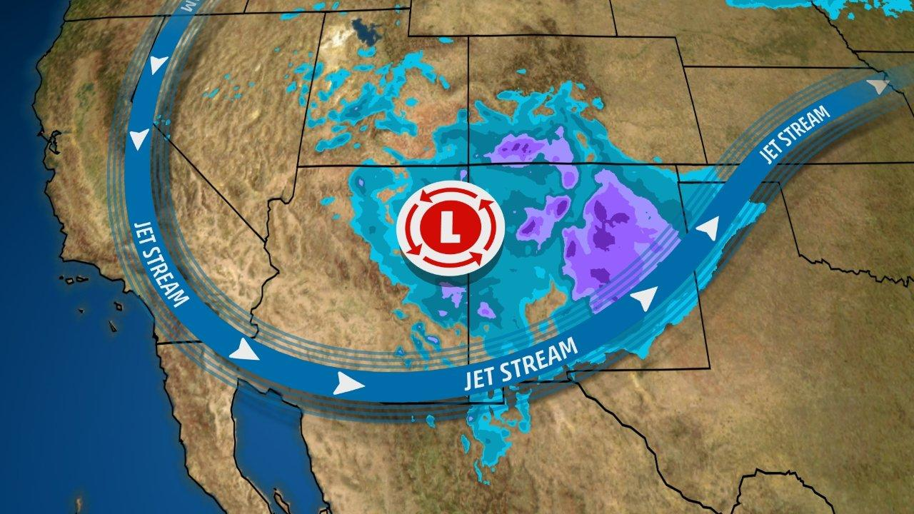 Blizzard Warning For Largest City In Nm