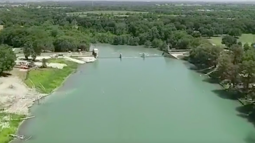 Four Lakes in Texas to Be Drained Due to Faulty Spillways