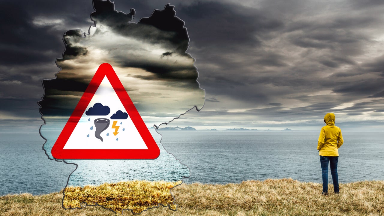 Wetter am Samstag: Gebietsweise Schauer und Gewitter