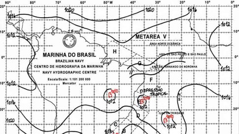 Rare South Atlantic Tropical Storm May Develop In the Week