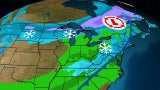 Snow to Start the Week in the Upper Midwest