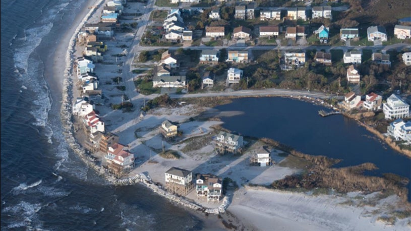 Time for Buyout of NC Beach Town Battered by Weather, Climate Change?