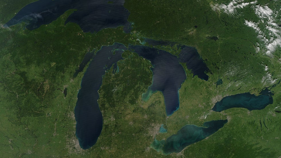 Great Lakes Region Warming Faster Than Rest of Country, Study Finds