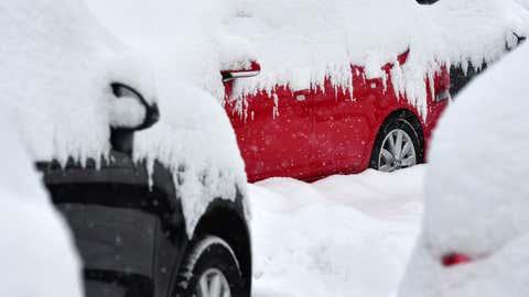 Der Schnee hat Europa fest im Griff. Eine Besserung ist bislang nicht in Sicht.