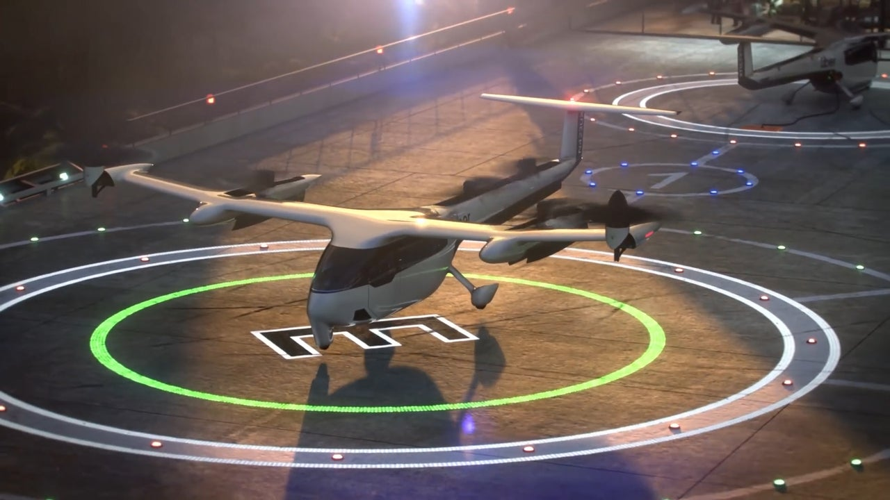 Uber's 'Flying Taxis' to Take Rideshare to the Skies