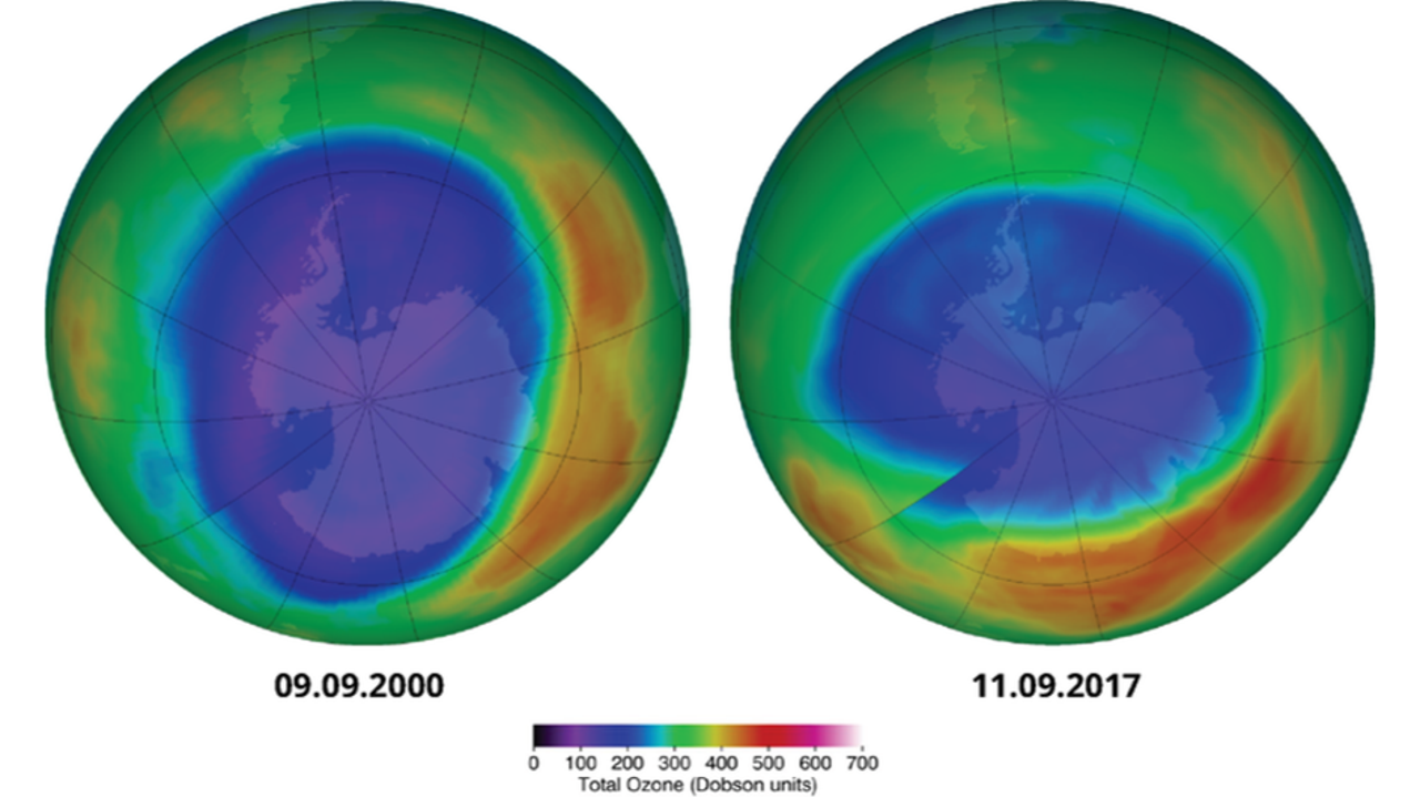 On the International Day for the Preservation of the Ozone Layer, we draw parallels between the successful campaign to save the ozone layer from CFCs and HCFCs, and the much more complicated battle to reduce the world's carbon emissions