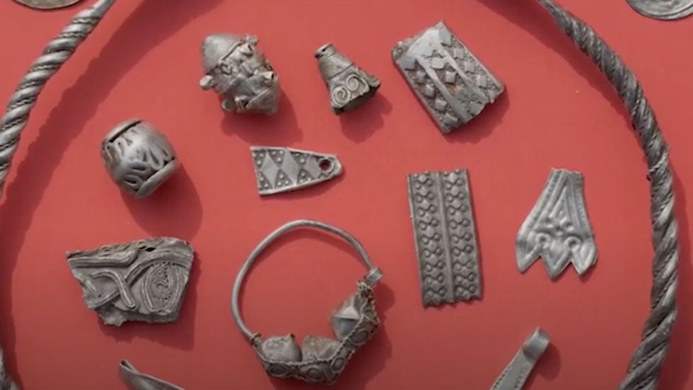 Viking Coins, Earliest Drawing Among 2018's Most Fascinating Finds