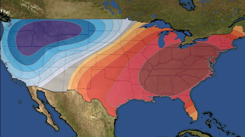 Record Highs Could Be Broken in the Southeast During the First Week of Fall