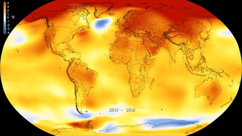Nailed It: Early Climate Models Have Accurately Predicted Effects of Global Warming, Study Finds