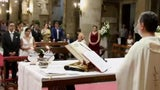 Italian Church Loses Power During Final Seconds of Wedding Ceremony