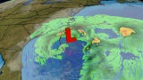 Coastal Flooding, Rip Currents Expected as Weekend Storm Moves Along East Coast