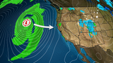 California Storm Parade Continues With More Rain, Sierra Snow