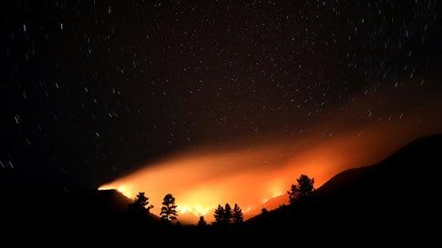 Arizona Wildfire Burning Near Flagstaff Forces Evacuations