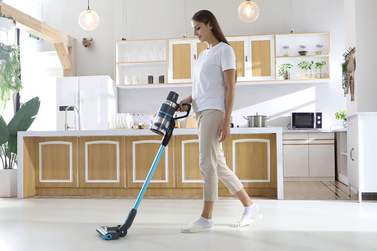 This Highly Rated Jashen Cordless Vacuum Is Under $180 | The Weather Channel - Articles from The Weather Channel | weather.com